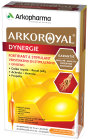 Arkopharma Arko Royal Dynergie Complexe Stimulant 20 Ampoules