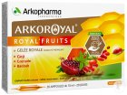 Arkopharma Arkoroyal Gelée Royale Premium Royal Fruits Ampoules 20x10ml
