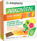Arkopharma Arkovital Pure Energy Multivitamines Junior Chocolats Au Lait 15 Comprimés
