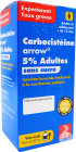 Arrow Generiques Carbocisteine 5% Adultes Sans Sucre Solution Buvable Flacon 200ml