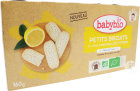 Babybio Biscuits Citron 160g