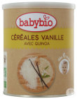 Babybio Cereal Vanille +5 Mois 220g