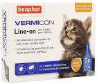Beaphar Vermicon Line-On Chaton 3x0,75ml
