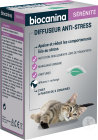 Biocanina Diffuseur Anti-Stress Pour Chat 1 Pièce + Recharge 45ml
