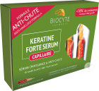 Biocyte Fance Pack Kératine Forte Sérum Anti-Perte 15 Ampoules 9ml