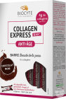 Biocyte Nutricosmetic Collagen Express Anti-Âge Barre Beauté De La Peau Chocolat Noir 6x25g