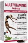 Bioholistic Physioxid Multivitamines 40 Capsules