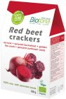 Biotona Crackers Red Beet 100g