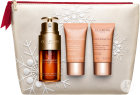 Clarins Coffret Double Sérum 30ml + Extra-Firming Crème Jour 15ml + Extra-Firming Crème Nuit 15ml