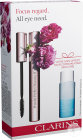 Clarins Coffret Focus Regard Mascara Wonder Perfect Et Démaquillant Yeux 1 Set