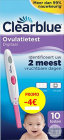 Clearblue Test Ovulation Digital 10 Pièces Promo -4€