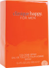 Clinique Happy Eau De Toilette Pour Homme Spray Flacon 100ml