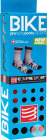 Compressport Racing Socks Bike Bl/re T5