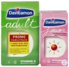 Davitamon Junior Framboise Comp 60+adulte Comp 30