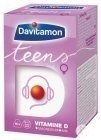 Davitamon Teens Girls 12+ Multivitamines Goût Citron-Fraise 60 Comprimés A Croquer
