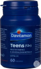Davitamon Teens Multivitamines +12 Ans 60 Capsules