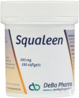 Deba Squalène 500mg Softgels 100