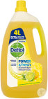 Dettol Power Fresh Nettoie-Tout Citron 4l