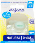 Difrax Sucette Natural 0-6 Mois Daydream 1 Pièce
