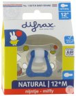 Difrax Sucette Natural 12+ Miffy
