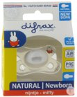 Difrax Sucette Natural Newborn Miffy