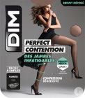 Dim Collant Perfect Contention Fantaisie Noir T2 Paire 1