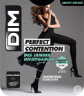Dim Perfect Contention Collant 80D Ultra-Opaque Noir Taille 2 Paire 1