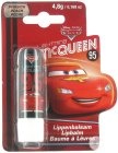 Disney Cars Stick Levres Pêche 4,8g