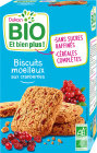 Dukan Bio Biscuits Moelleux De Son D'Avoine Cranberries 150g