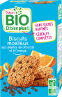 Dukan Bio Biscuits Moelleux De Son D'Avoine Orange Pépites De Chocolat 150g