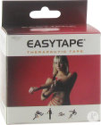 Easytape Therapeutic Tape Kinesiology Rouge 1 Pièce