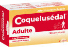Élerté Coquelusédal Adultes Affections Bronchiques Aiguës 10 Suppositoires