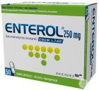 Enterol 250mg 50 Gélules