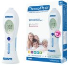 Eureka Pharma Visiomed ThermoFlash Thermomètre Medical Sans Contact LX360 Infrarouge 1 Pièce