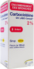 Eurogenerics EG Carbocisteine Labo 2% Enfants Sirop Flacon 125ml
