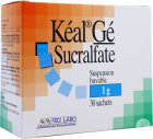 Exod Keal Gé Sucralfate Suspension Buvable 30 Sachets 1g