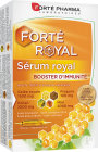 Forté Pharma France Forté Royal Sérum Royal Booster D'Immunité Ampoules 20x15ml