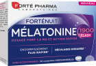 Forté Pharma France Forténuit Mélatonine 1900 Flash 30 Comprimés Orodispersibles