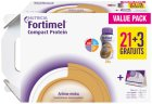 Fortimel Compact Protein Moka 24x125ml Promo 21+3 Gratuits