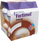 Fortimel Energy Chocolat Bouteilles 4x200ml