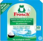 Frosch Tablettes Lave-Vaisselle All-In-One Bicarbonate 30 Pièces