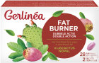 Gerlinéa Fat Burner Double Action A L'Extrait De Nopal 28 Comprimés