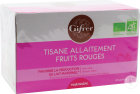Gifrer Maman Tisane Allaitement Fruits Rouges Bio 20 Sachets