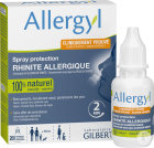 Gilbert Allergyl Spray Protection Rhinite Allergique Flacon 800mg