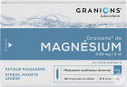 Granions De Magnésium 3,82mg/2ml Solution Buvable Ampoules 30x2ml
