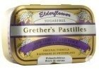 Grether's Elderflower Sureau-jus Fruits Sans Sucre 110g