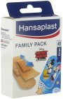 Hansaplast Family Pack Pansement Mickey Mouse And Friends 40 Strips