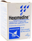 Hexomedine Transcutanée 0,15% Diisétionate D'Hexamidine Solution Pour Application Locale Flacon 45ml