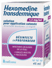 Hexomédine Transdermique Solution 45ml