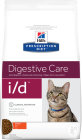 Hill's Pet Nutrition Prescription Diet Digestive Care I/D Feline Au Poulet 5kg